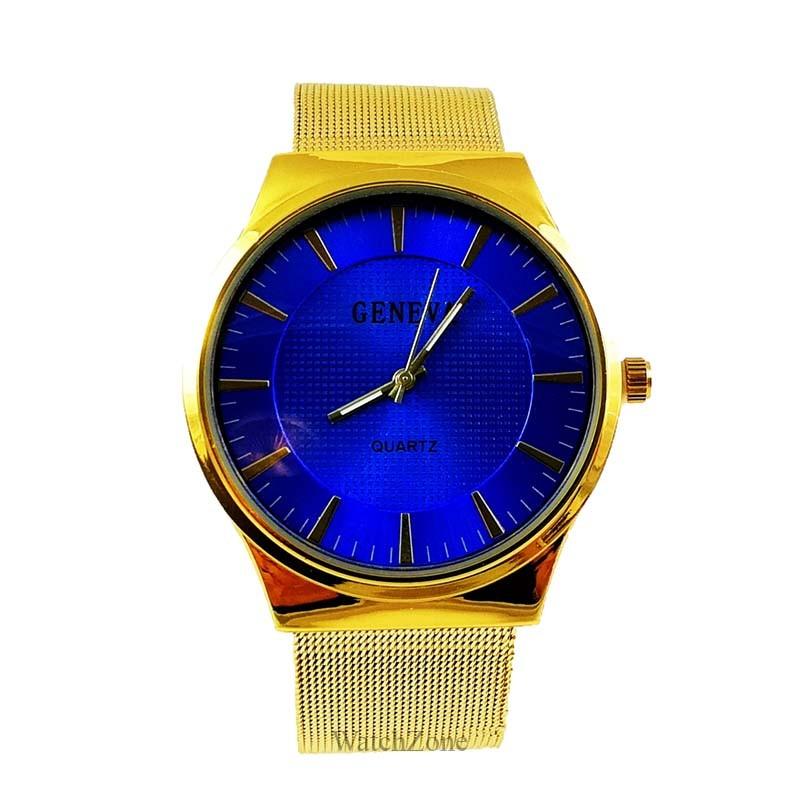 Ceas Dama Fashion Geneva Wz642 Auriu