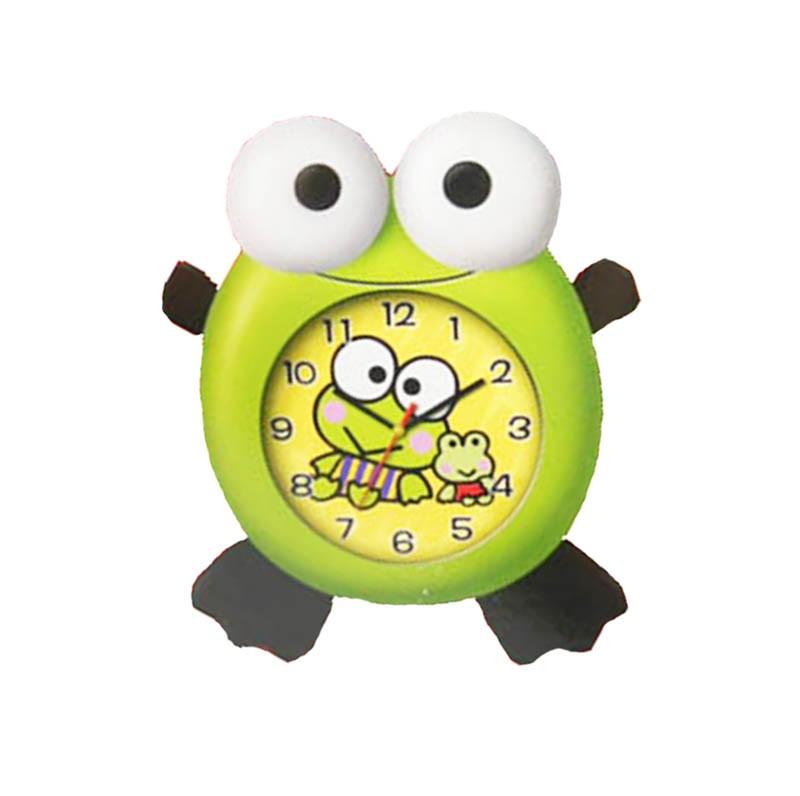 Ceas De Perete Green Frog Pentru Copii Xw7128-4